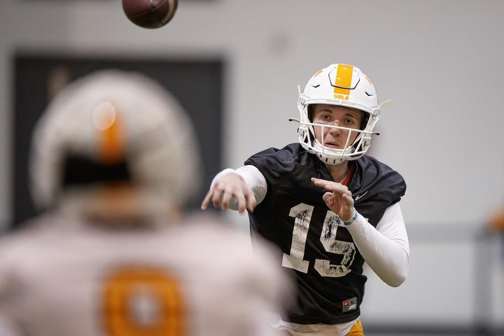 PHOTO GALLERY: Tennessee prep for Vanderbilt
