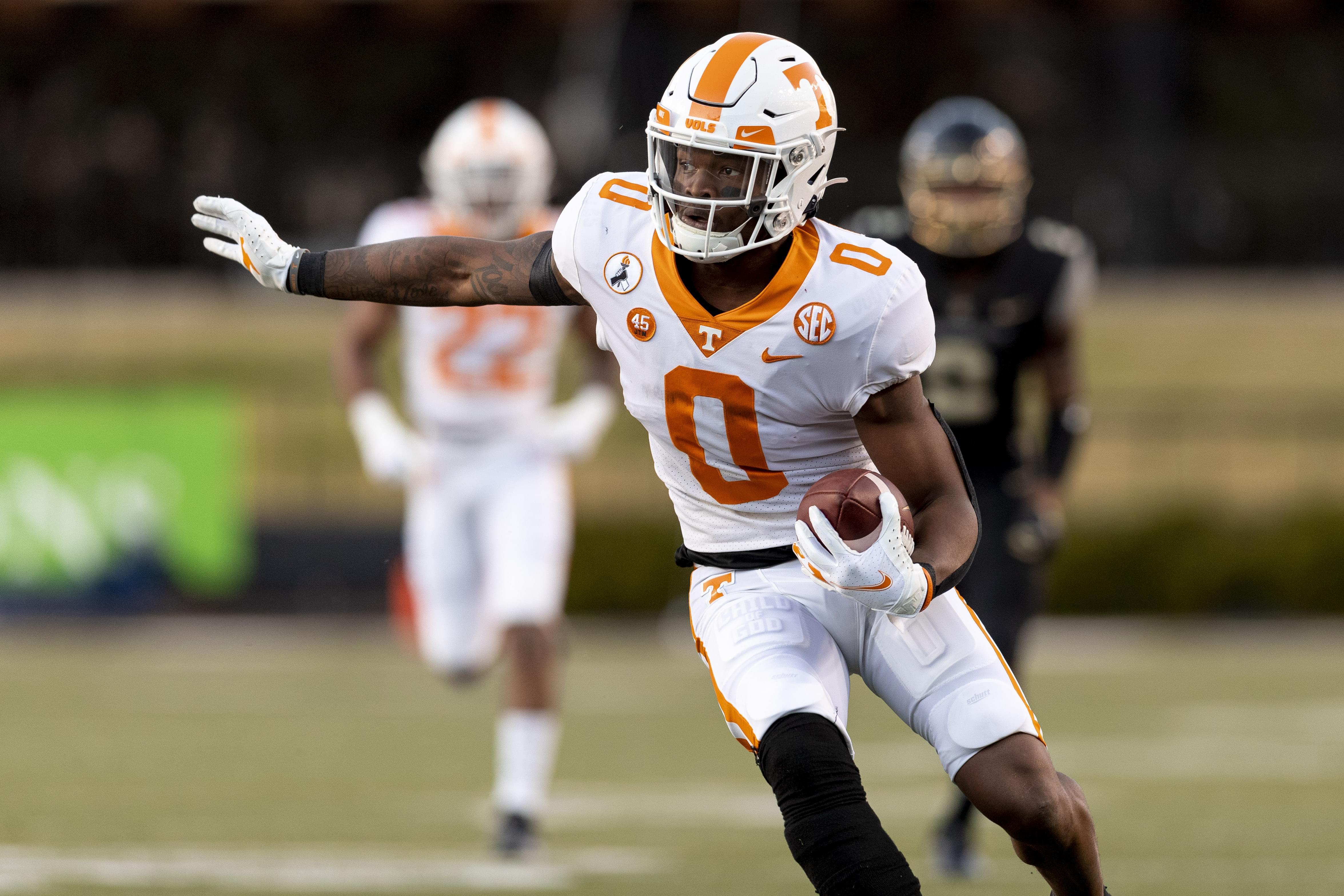NASHVILLE, TN - 2020.12.12 - Tennessee vs. Vanderbilt