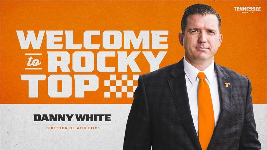 Danny White Named UT Director of Athletics