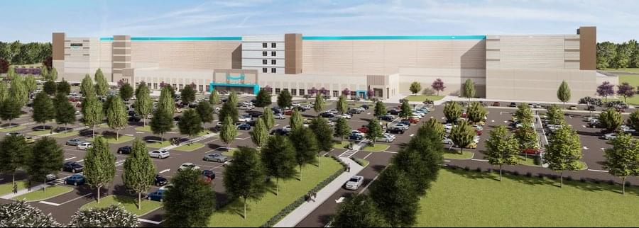 New Amazon Fulfillment Center to Bring 800 Jobs to East Tennessee