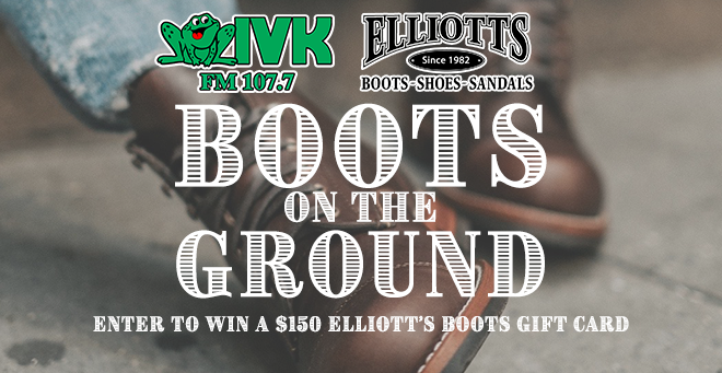Boots on the Ground with Elliott's Boots