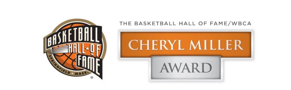 cheryl miller award