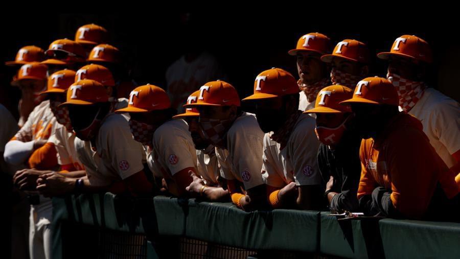 vols baseball dugout