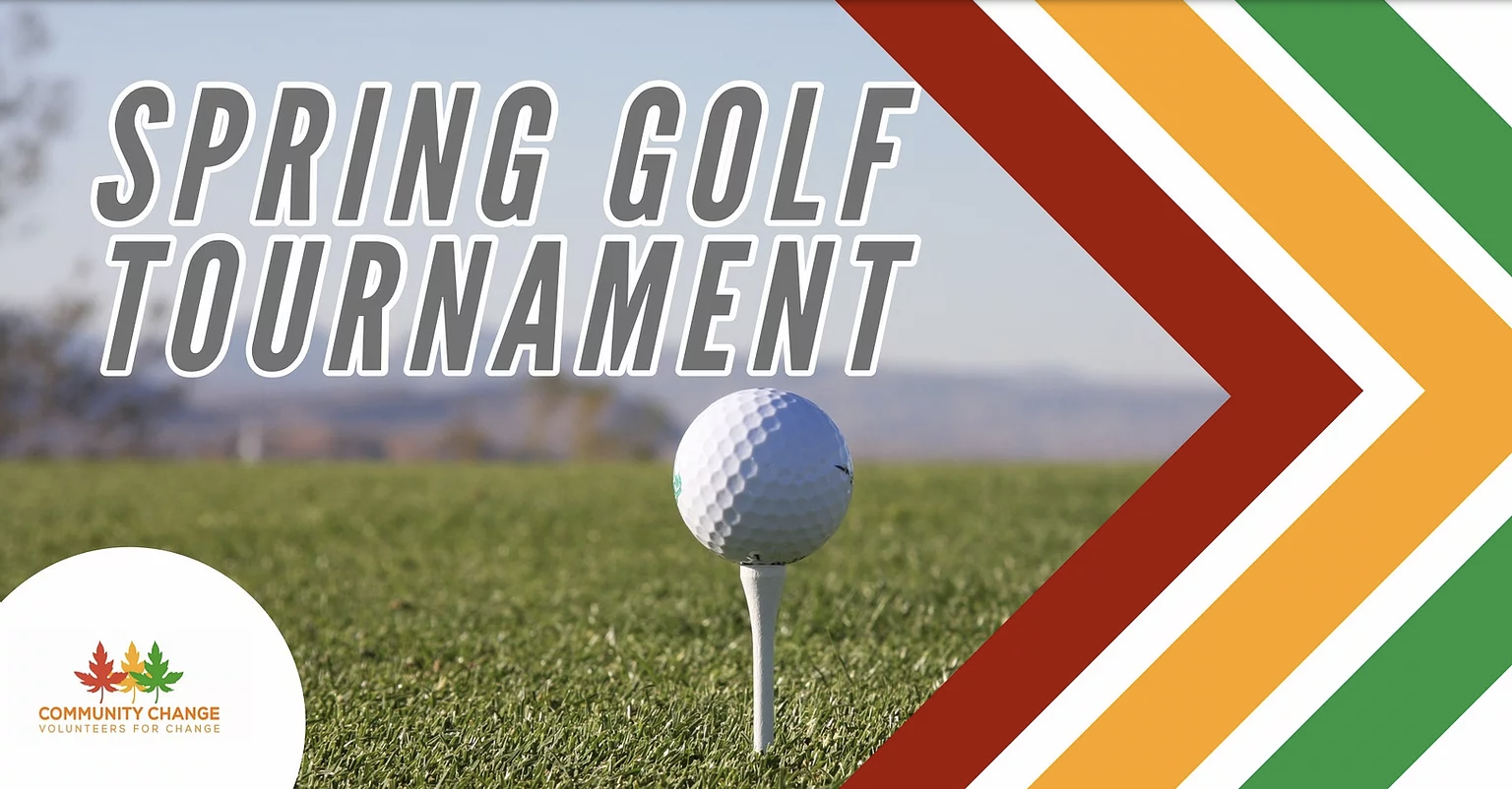 Community Change Tennessee Spring Golf Tournament