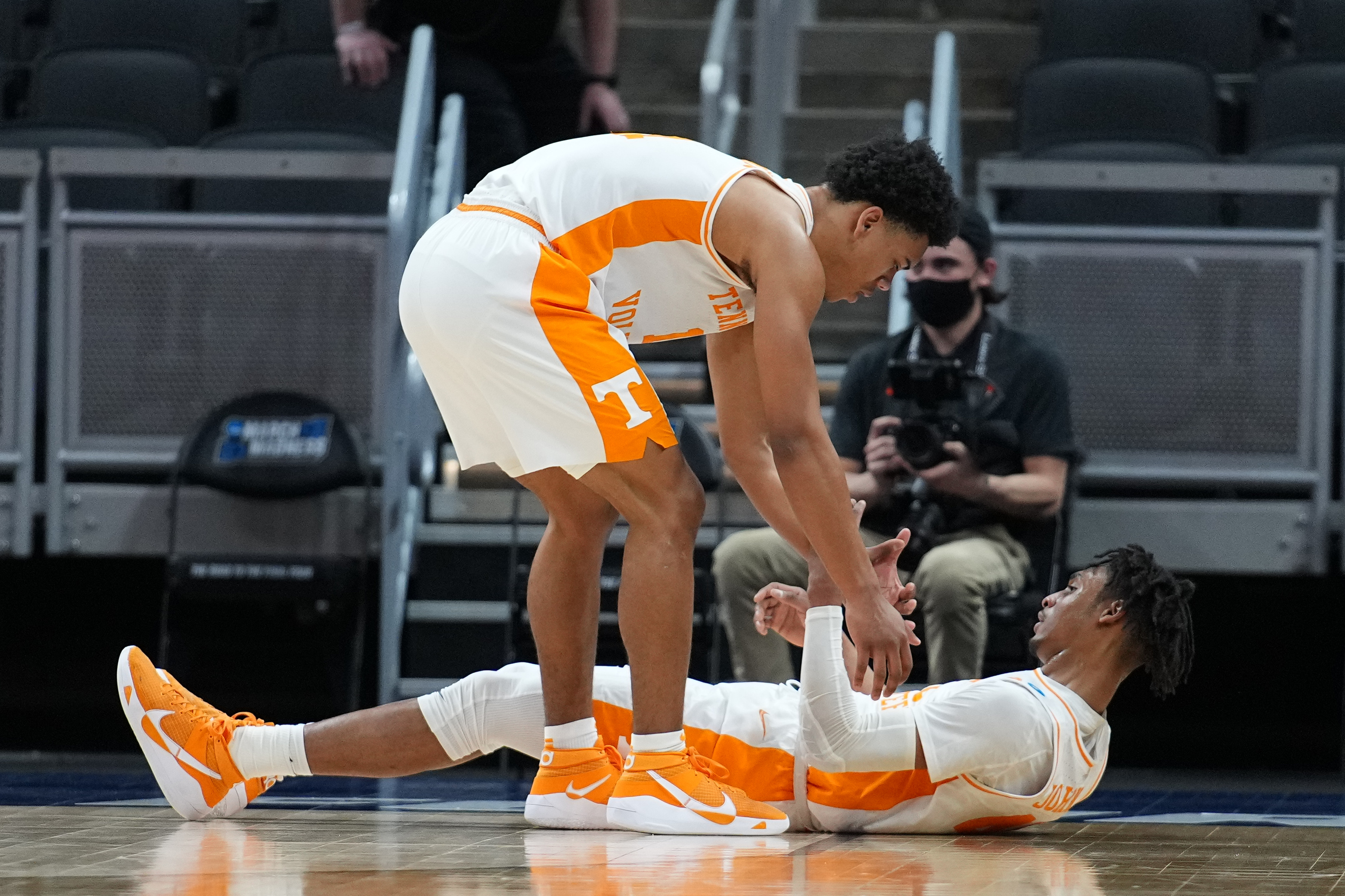 PHOTO GALLERY: Tennessee vs. Oregon St in NCAA Tournament