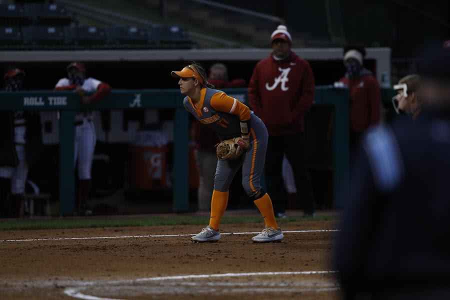 Boxscore/Story: Lady Vols Drop Game Two in Tuscaloosa, 7-1