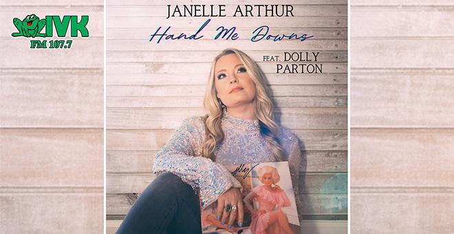 Listen to Janelle Arthur's New Single Featuring Dolly Parton!