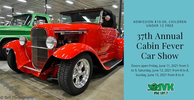 Cabin Fever Car Show