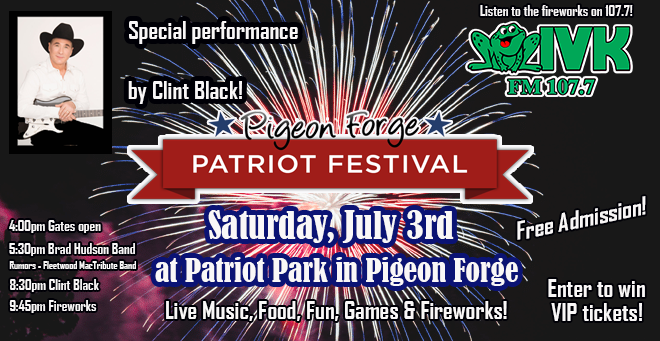 Pigeon Forge Patriot Festival