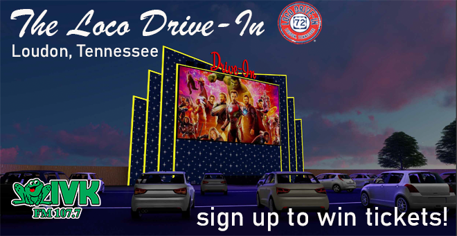 Win tickets to the new Loco Drive-In!