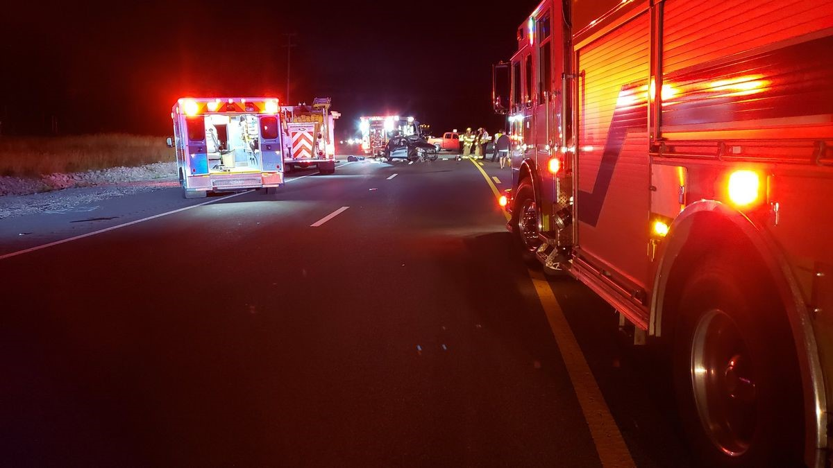 Serious Multi-Vehicle Accident on Maynardville Highway Sends Three to the Hospital in Serious Condition