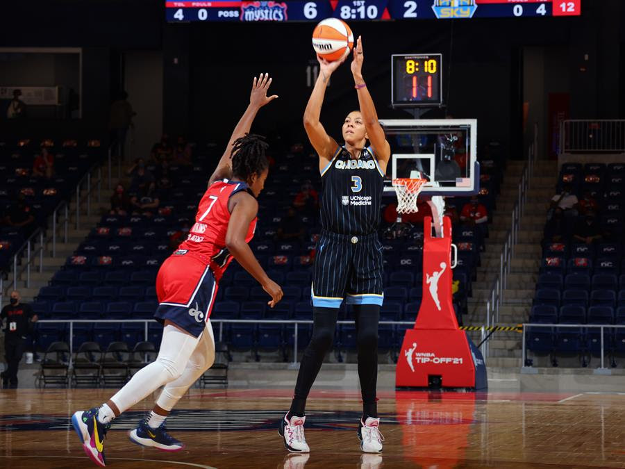 candace parker all star getty images