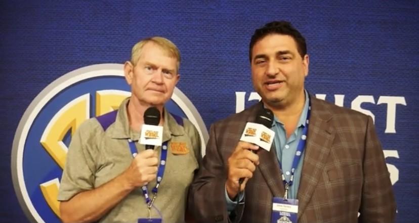 WATCH: Jimmy Hyams & Vince Ferrara break down Day 2 of SEC Media Days