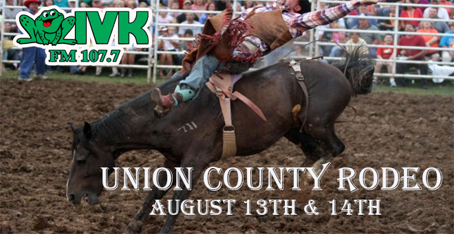 Win tickets to the Union County Rodeo!