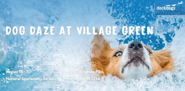 Dog Daze at Village Green