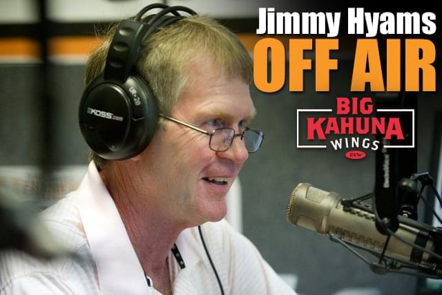 Jimmy's blog: Garner issues warning: Big men can't run out of gas