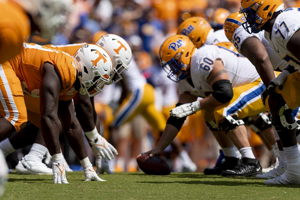 PHOTO GALLERY: Tennessee vs. Pittsburgh Johnny Majors Classic