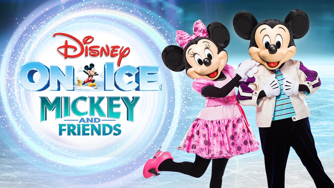 Disney on Ice – Mickey & Friends – November 11th-14th