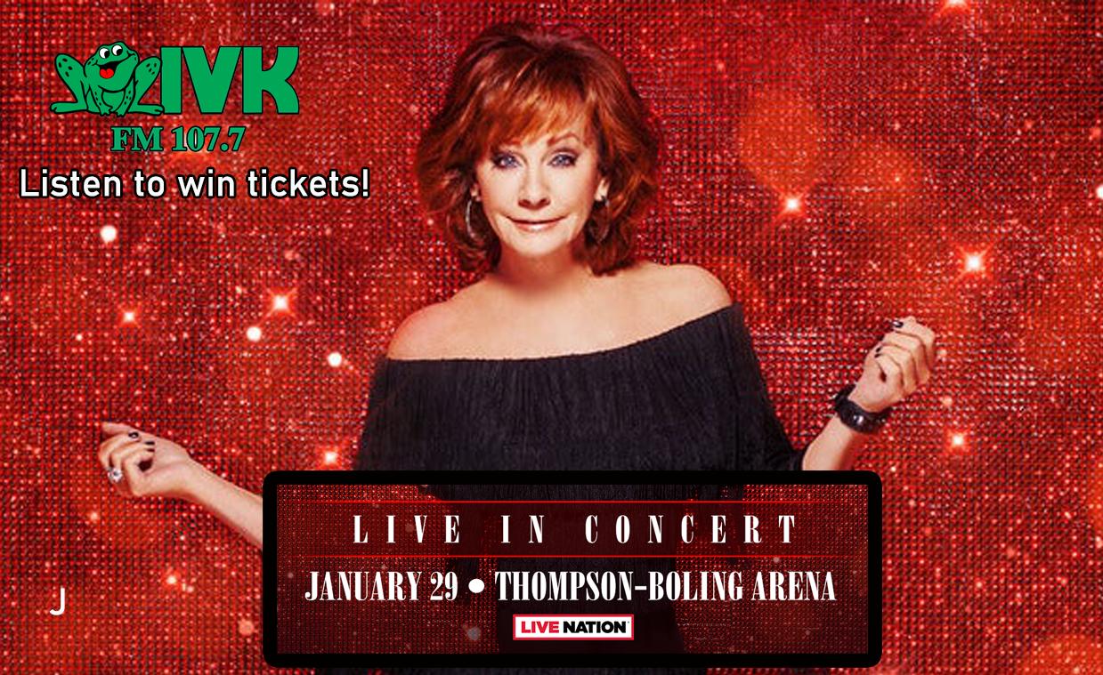 REBA live in concert – January 29th!