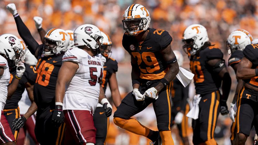 Turnage Tabbed SEC Defensive Player of the Week