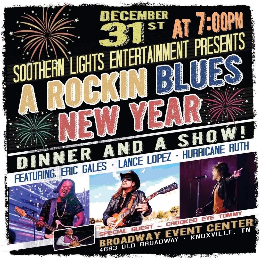 A Rockin' Blues New Year