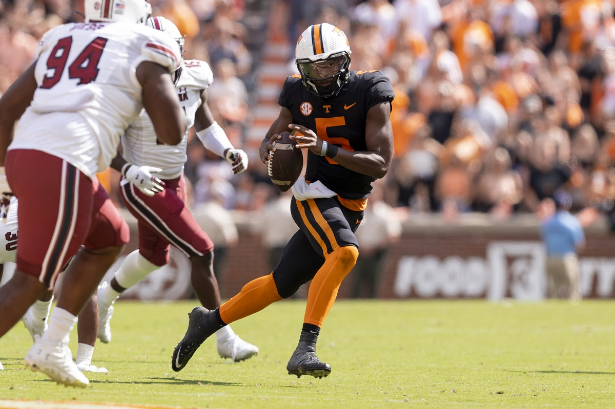 Vince's View: SEC Week 7 score predictions including Vols vs. Rebels with analysis