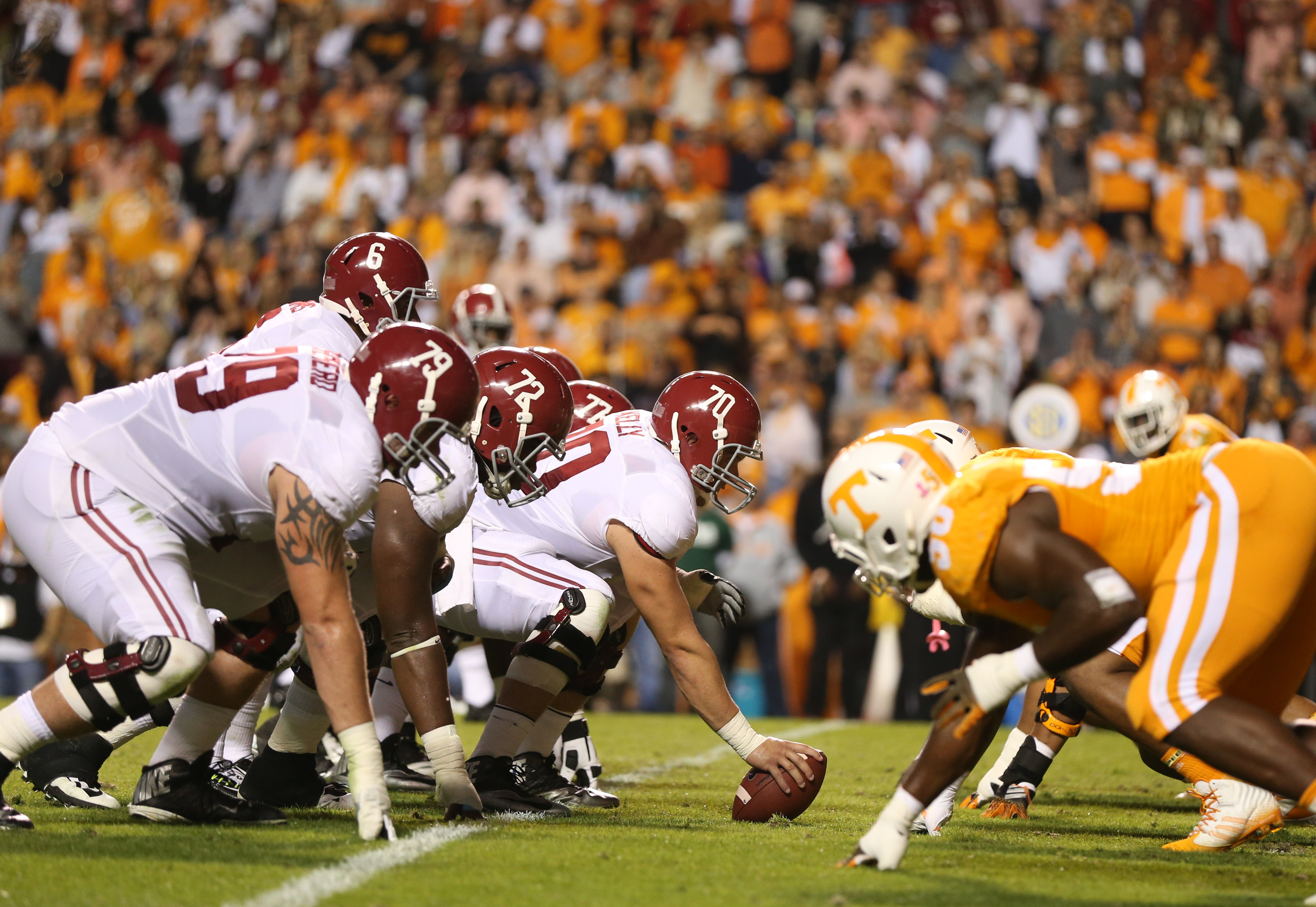 Silverberg: Alabama hasn't been Tennessee's biggest problem