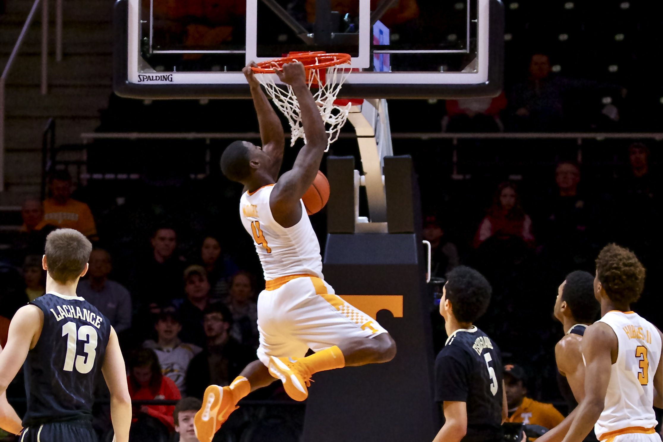 Photo Gallery: Tennessee vs. Vanderbilt Action 1-20-16