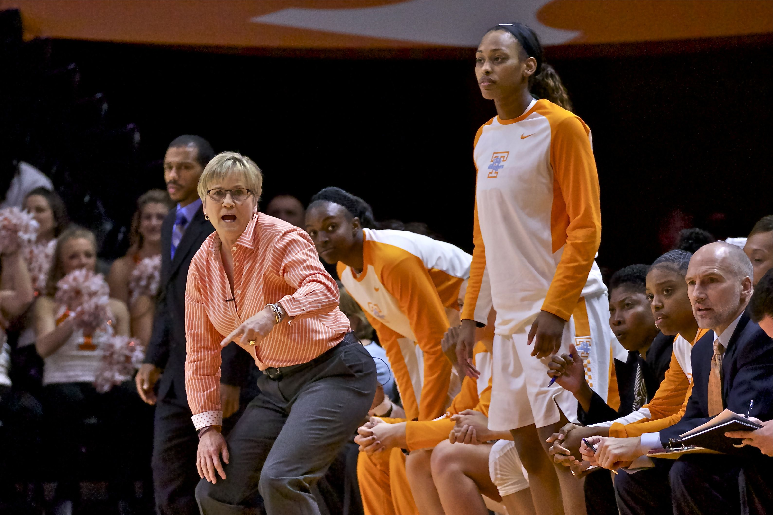Photo Gallery: Lady Vols vs. Arkansas 2-4-16