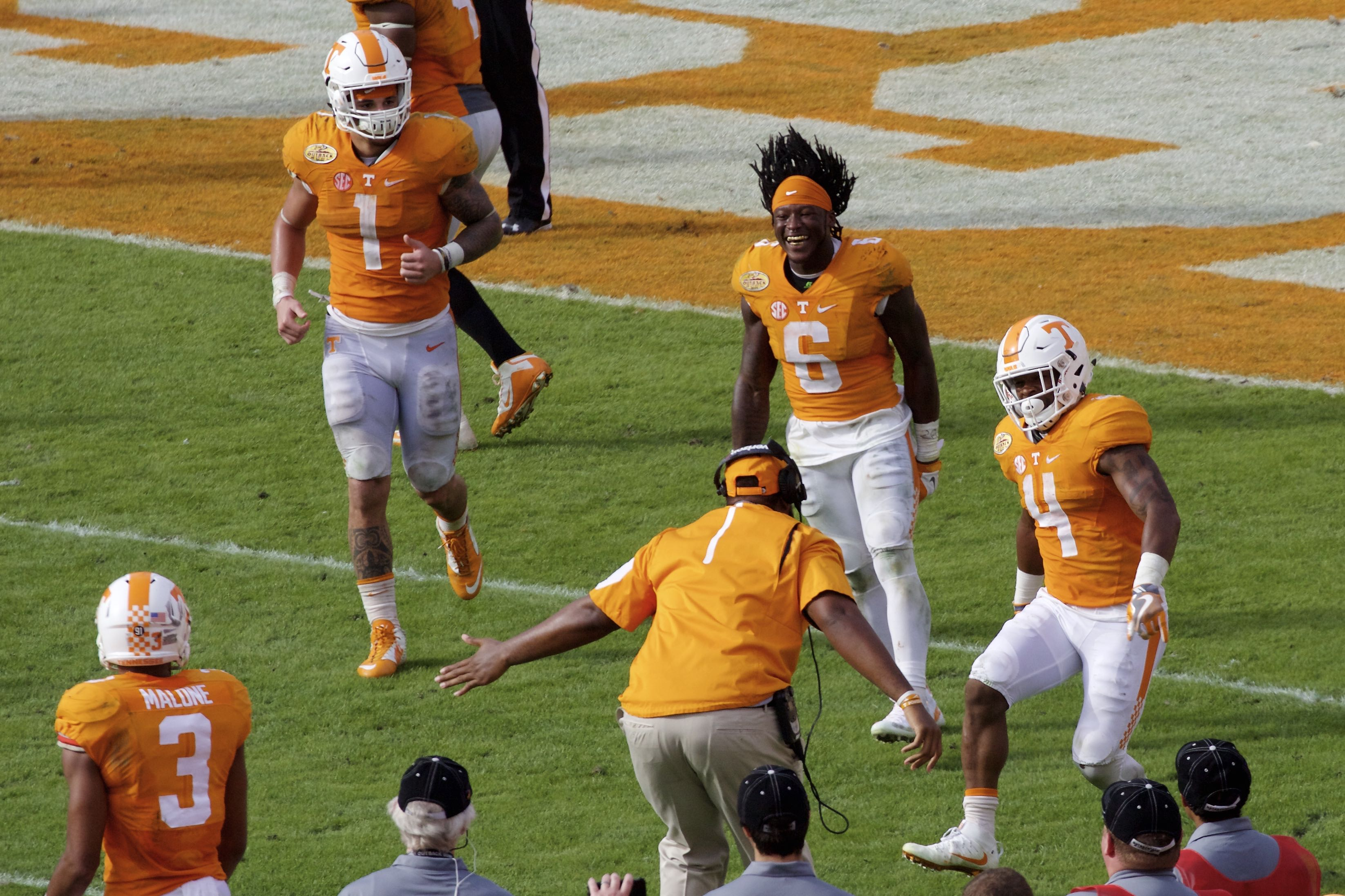 Today's talking points: Is UT an easy pick in the SEC East?