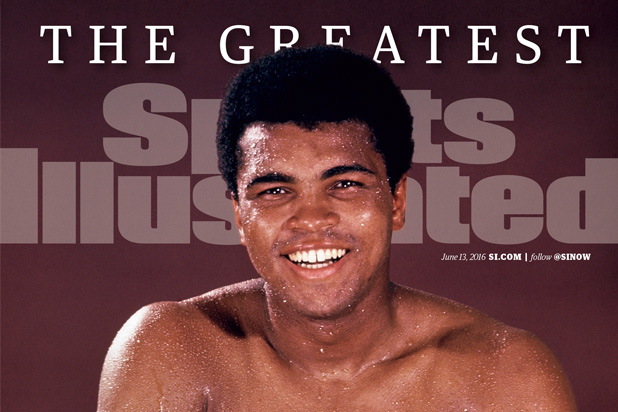 Today's talking points: Sharing thoughts on Ali's passing