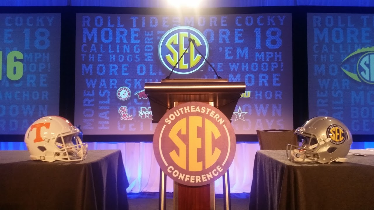 SEC games of November 28 rescheduled; Tennessee/Vanderbilt postponed