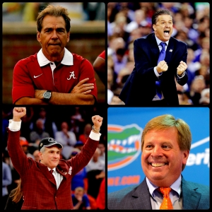 Basketball Edges Out Football When It Comes To SEC Coaching