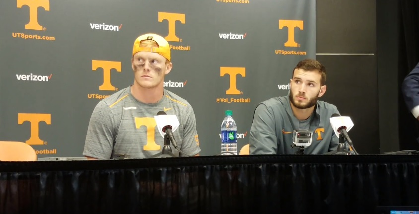 """Video – Dormady and Jumper: Colton """"I think they're not as good as we made them out to be"""""""