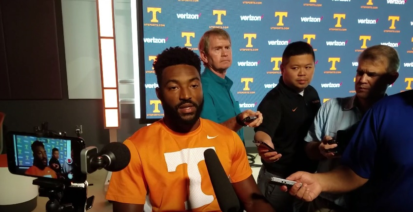 Video: Micah Abernathy talks about young DBs that we haven't seen much so far