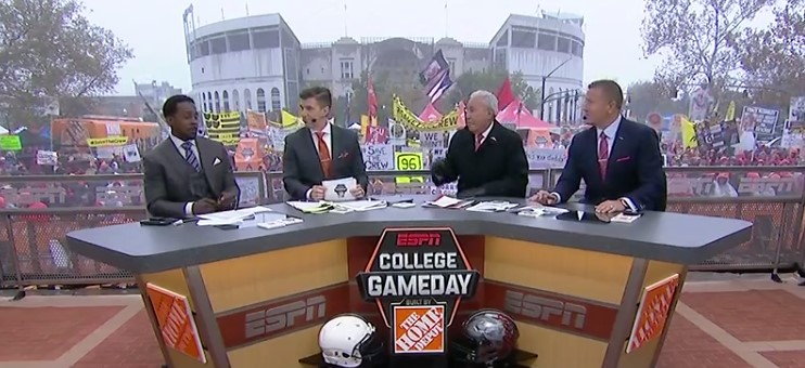 Herbstreit: Vols 'don't have any discipline'