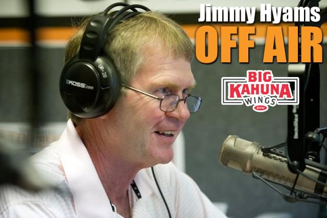 Jimmy's blog: Warlick says job status not a distraction