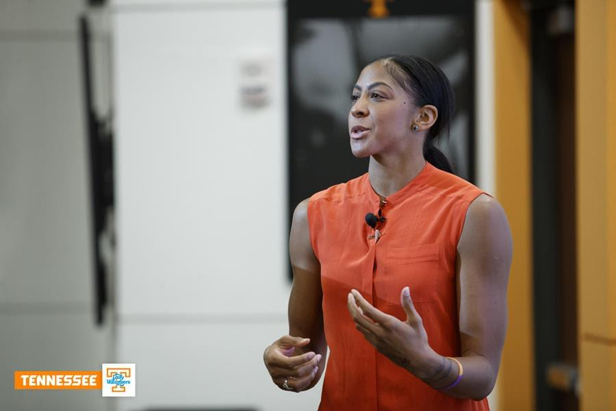 Turner Sports Hires Candace Parker as NBA and NCAA Commentator