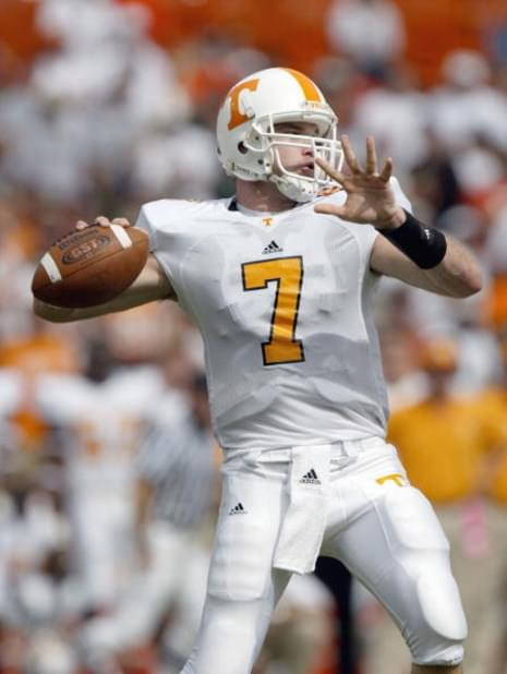 This Game Date in Tennessee Football History – November 3
