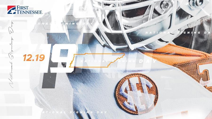#T19: Vols Add 17 to 2019 Class on Wednesday