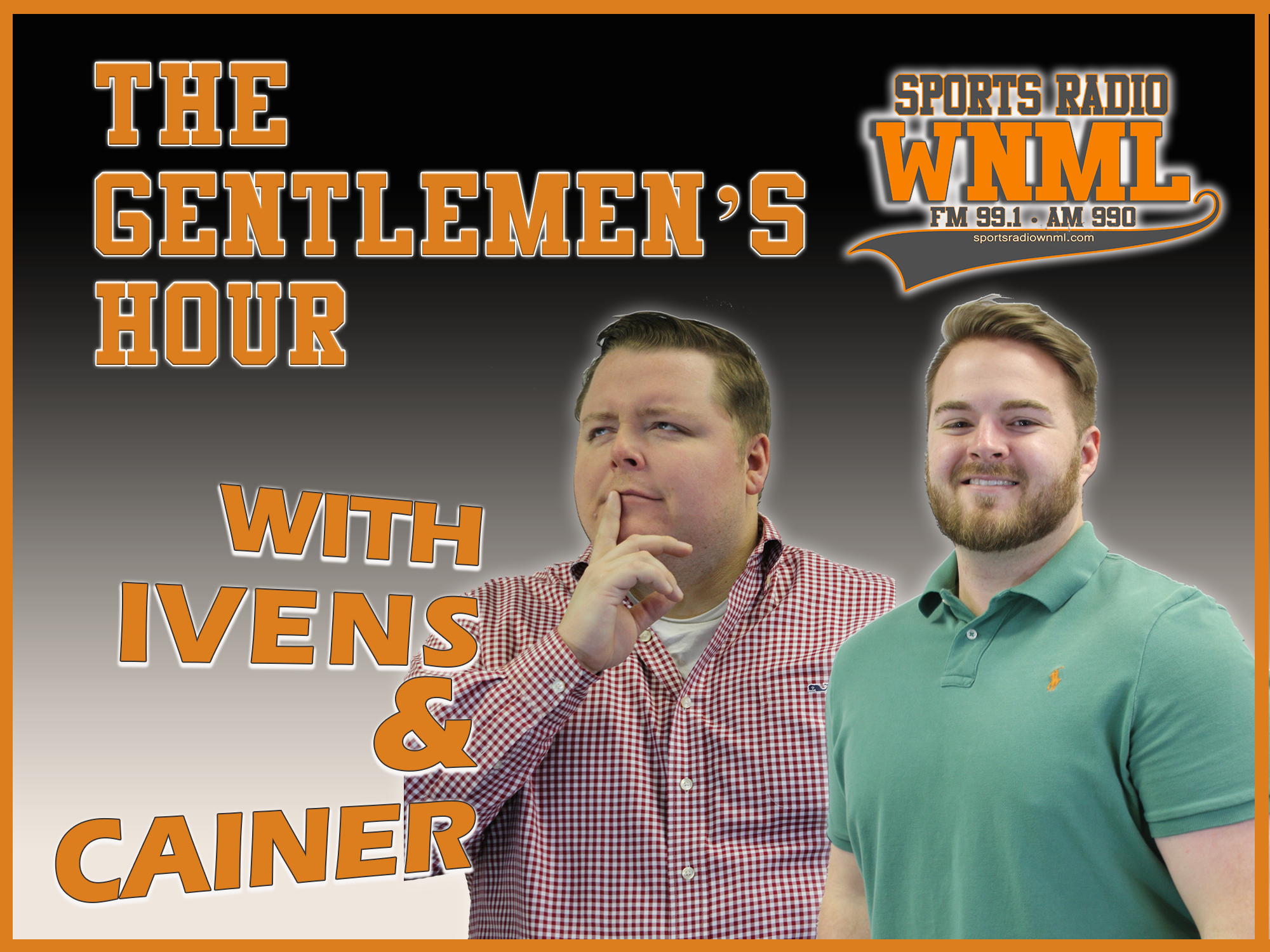 The Gentlemen's Hour Podcast: Episode 21 (3.6.19)