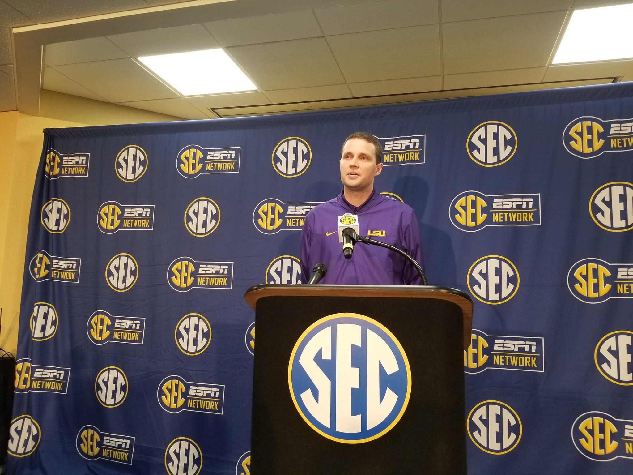 Day 1 News From SEC Spring Meetings