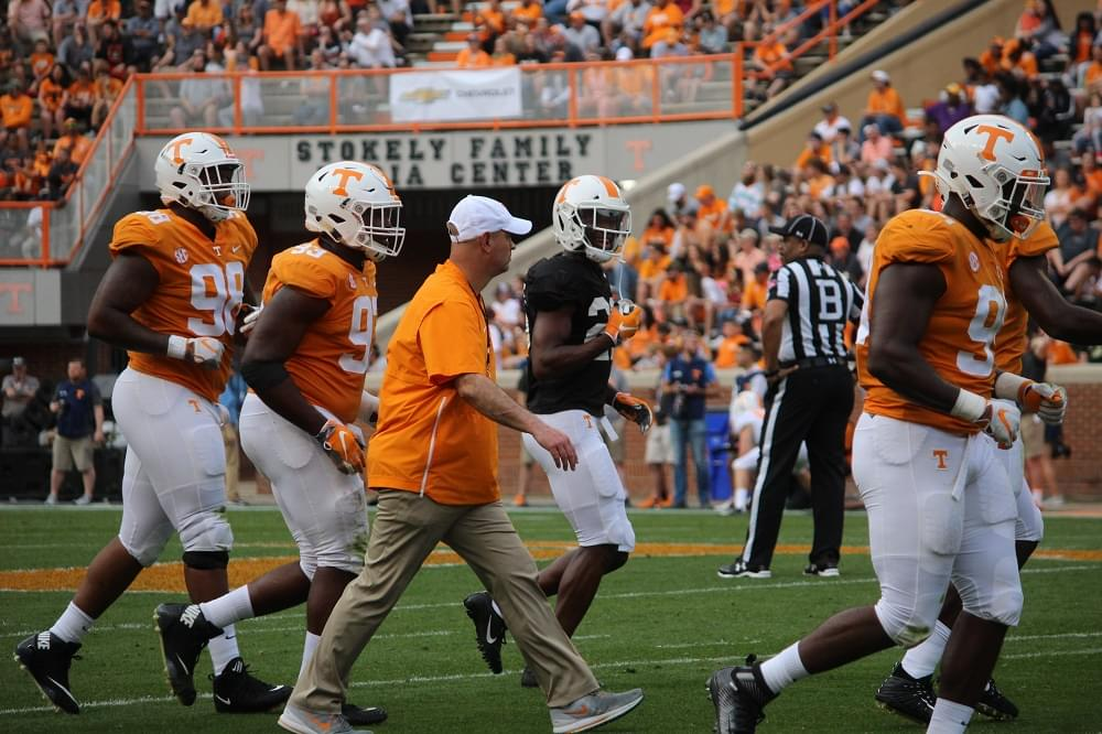 Tennessee Football Makes the Most of June on the Recruiting Trail