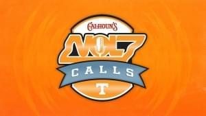 Vols Calls – Wednesdays 8-9pm on The Sports Animal