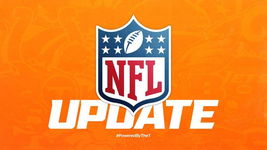 The NFL Report – Sundays 10am to 12:30pm