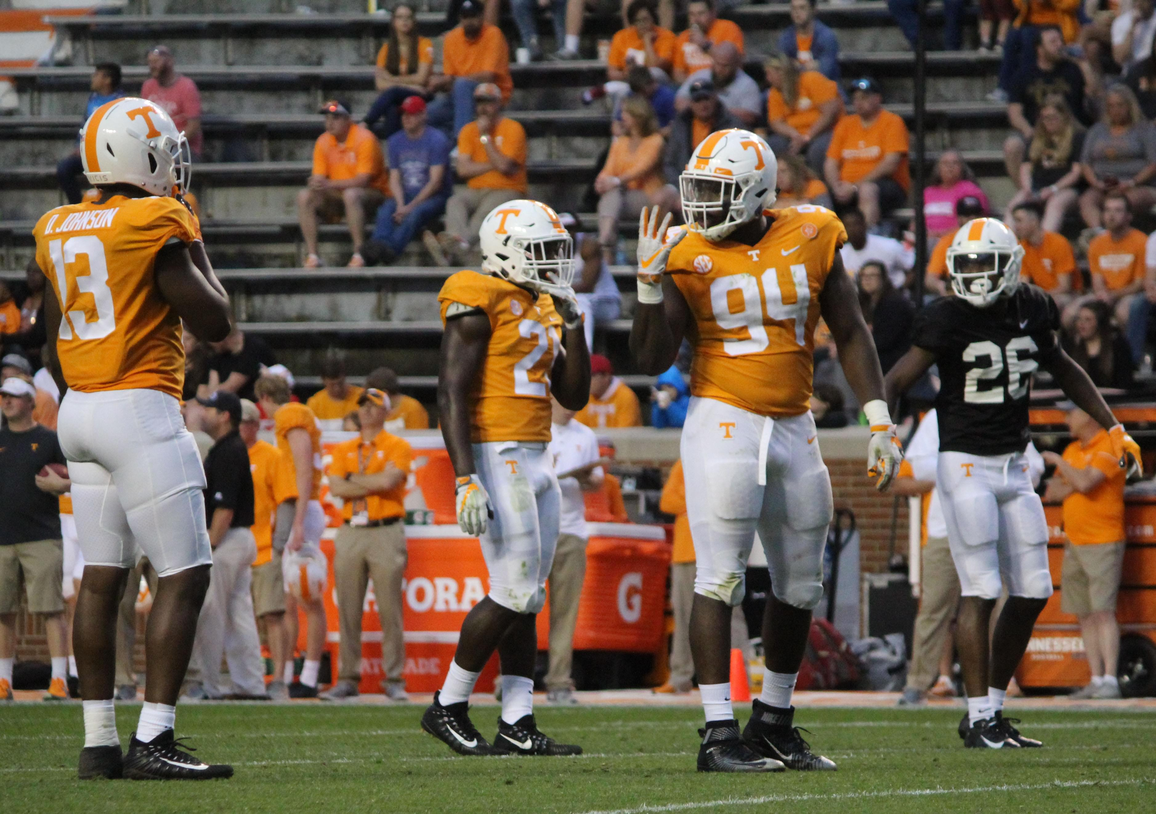 Cainer's Corner: Vols Get A Win Before Season Kickoff