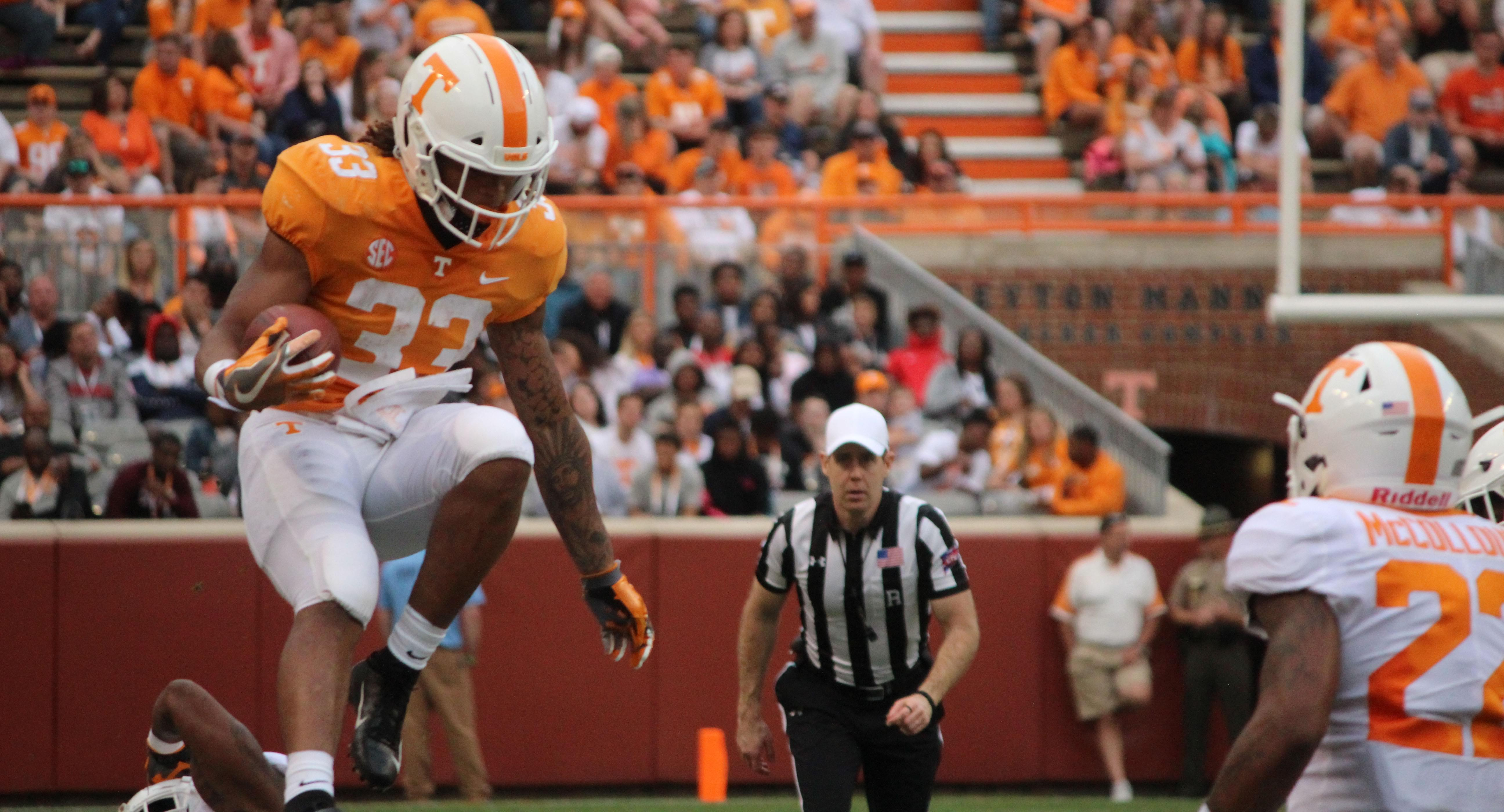The Forman Files: Football Season Returns to Tennessee