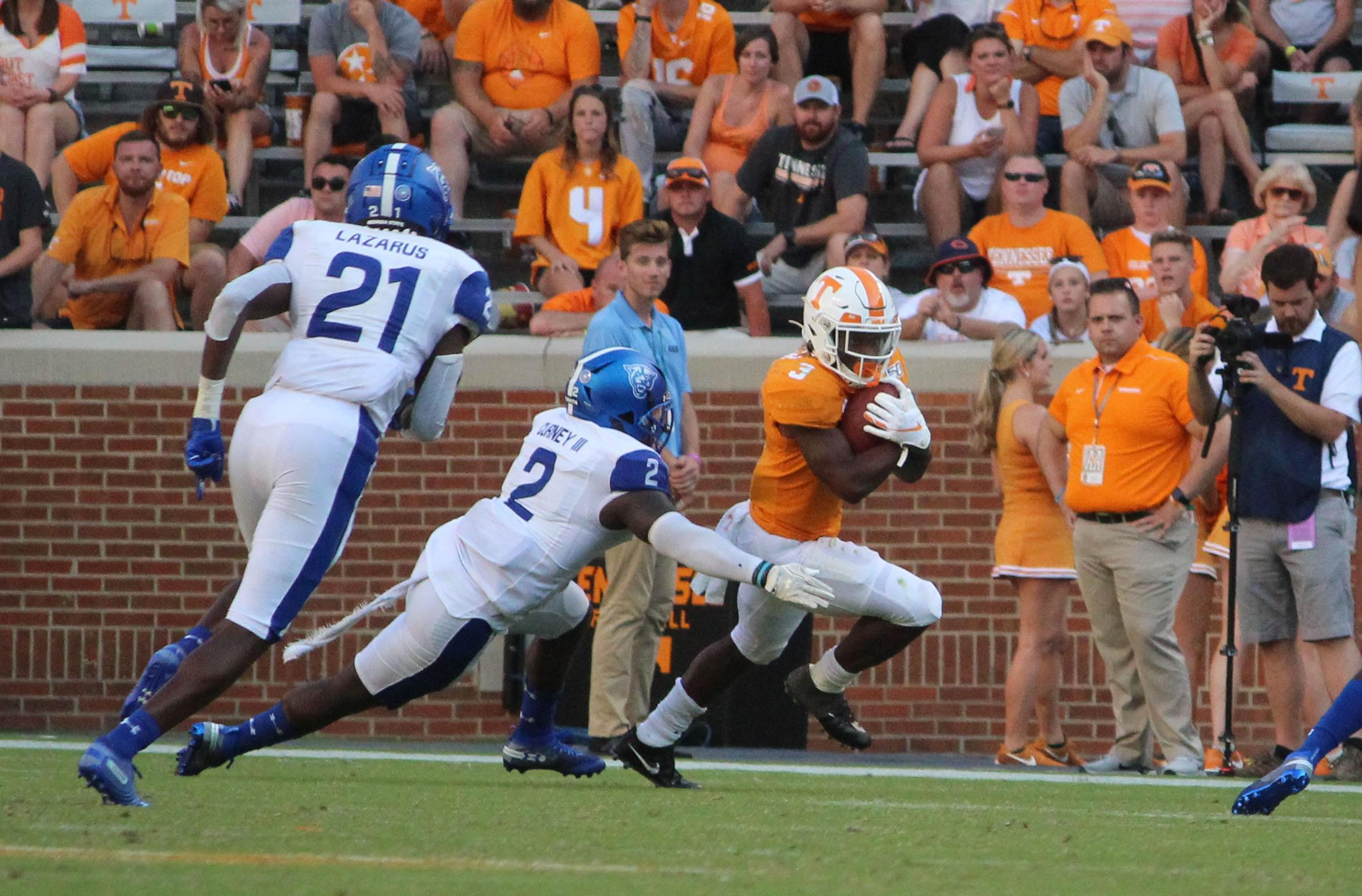 Silverberg: What to move forward with after Vols loss to Georgia State