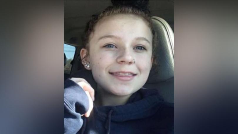 Missing Crossville Teen Nevaeh Stephens