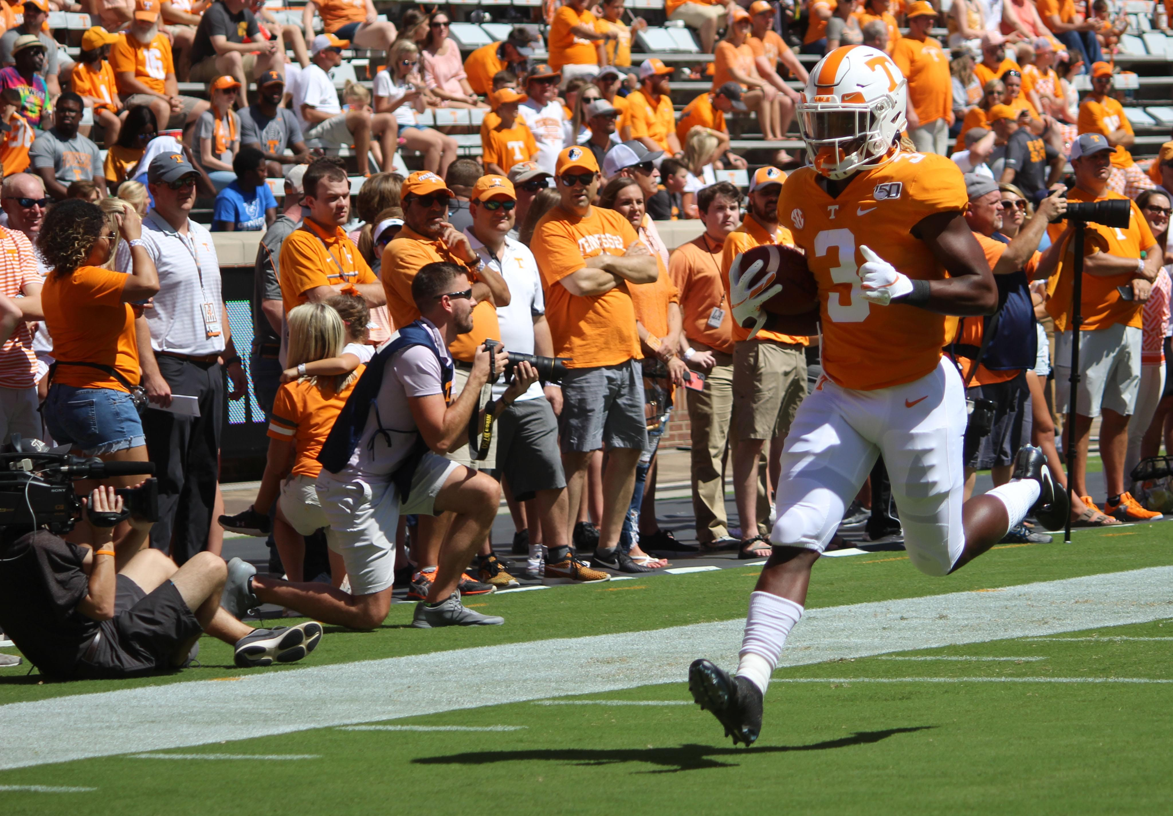 Silverberg: Dissecting Tennessee's stunning loss to BYU